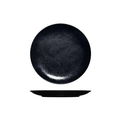 RAK KARBON FLAT COUPE PLATE 210MM BLACK