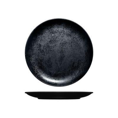 RAK KARBON FLAT COUPE PLATE 240MM BLACK
