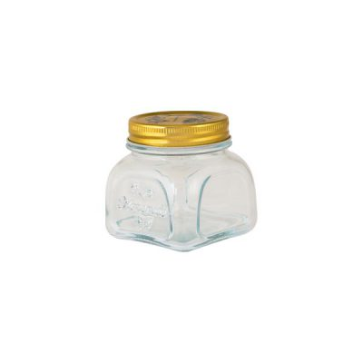 PASABAHCE HOMEMADE JAR WITH LID .3L