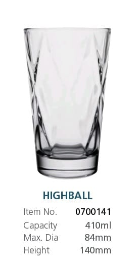 VIDIVI CONCERTO HI BALL 410ML