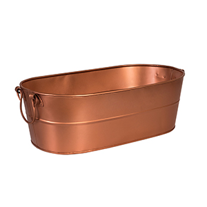 MODA BEVERAGE TUB 530X290X170 COPPE