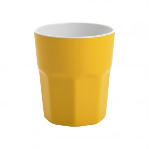 JAB GELATO CUP 410ML YELLOW