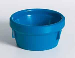 KH INS. BOWL 125mm BLUE [3]