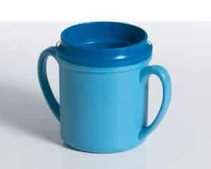 KH INS. MUG DBLE HNDL BLUE [13]