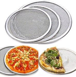 MESH PIZZA TRAY MADE IN PERTH 6