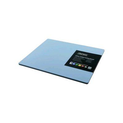 CUTTING BOARD BLUE  300X450X12