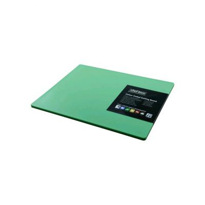 CUTTING BOARD GREEN 380x510x12