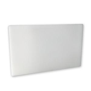 CUTTING BOARD WHITE 450x610x13 4322