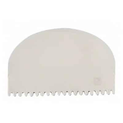 Comb Scraper/ Garnisher 115x76mm