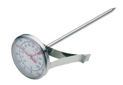 THERMOMETER MILK FROTHING 150mm