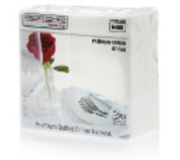 Dinner Napkins GT Fold,Quillted (1000pcs ) #6400