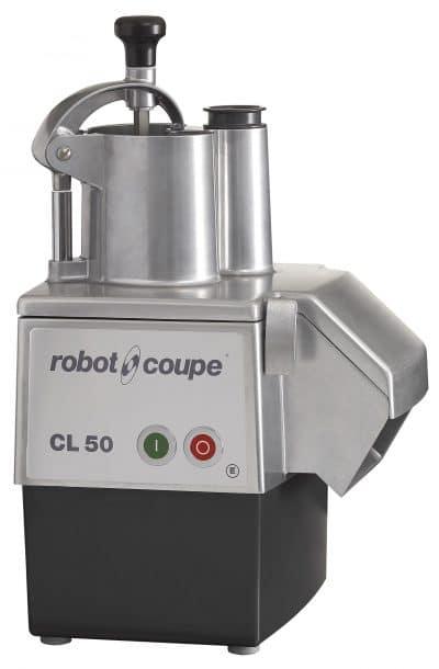 ROBOT COUPE CL50 POLYCARB BASE (no discs)