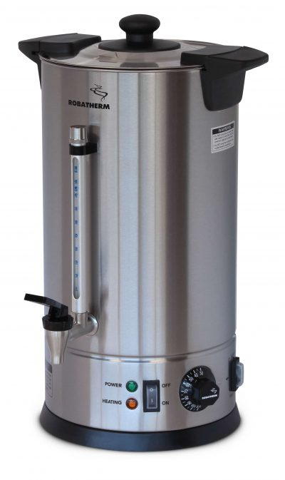 ROBATHERM HOT WATER URN 10Lt S/S Double Skinned