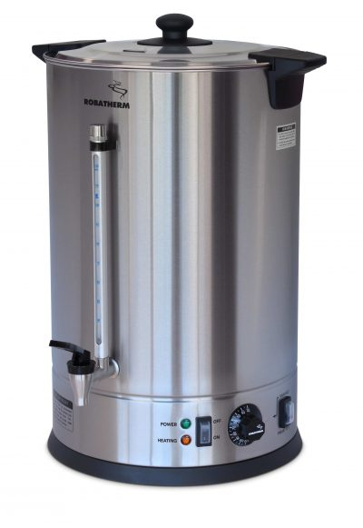 ROBATHERM HOT WATER URN 20Lt S/S Double Skinned