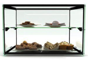 AMBIENT DISPLAY SAYL 2 TIER 550MM
