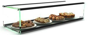 AMBIENT DISPLAY SAYL 1-TIER 920X330X200MM 13KG