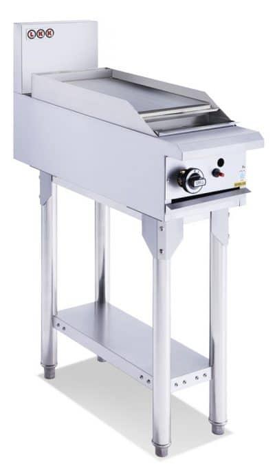 LKK GAS GRIDDLE single burner 300mm LKKOB2C