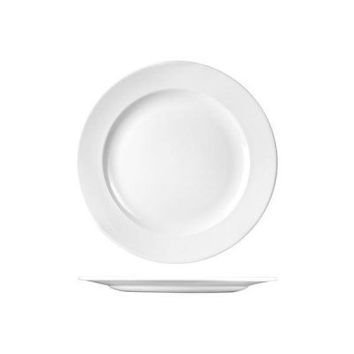CHURCHILL CLASSIC ROUND PLATE-WIDE RIM, 273mm