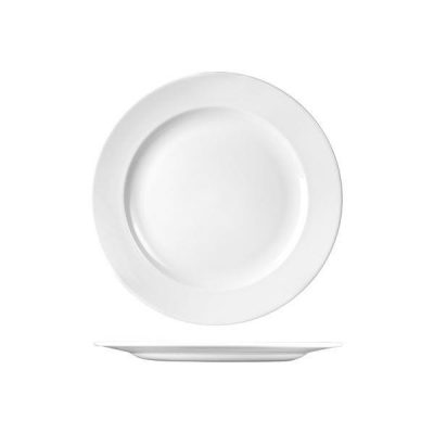 CHURCHILL CLASSIC ROUND PLATE-WIDE RIM, 280mm