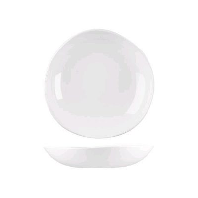 CHURCHILL TRACE WHITE BOWL 1100ML