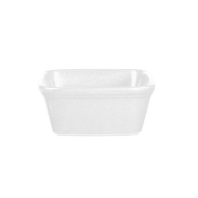 CHURCHILL COOKWARE DISH-WHITE, 120x120mm/450ml