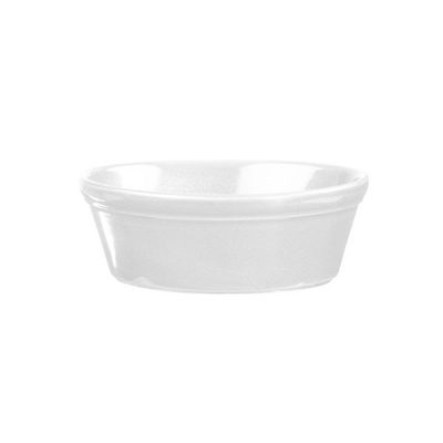 CHURCHILL COOKWARE DISH WHITE, 152x113mm/450ml