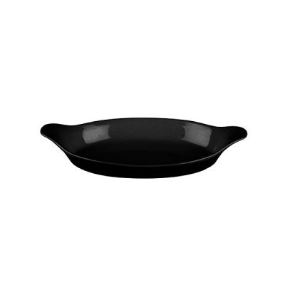 CHURCHILL COOKWARE GRATIN- BLACK, 232x125mm/380ml