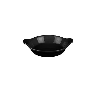 CHURCHILL COOKWARE GRATIN- BLACK, 150mm/300ml