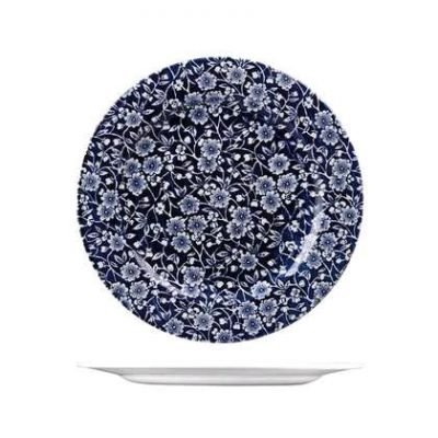 CHURCHILL VINTAGE PRINTS PLATE-WILLOW(VC), 170mm