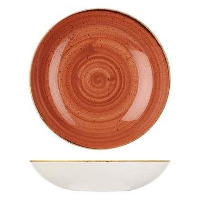 CHURCHILL STONECAST BOWL 248mm / 1136ml, SPICED