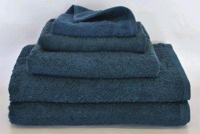 BATH MAT 50x60cm 650gsm -NAVY BLUE
