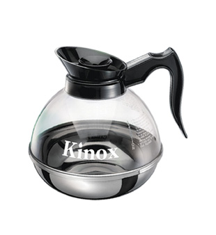 COFFEE POT S/S BASE KINOX 2L