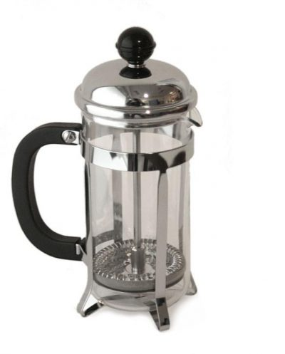 COFFEE PLUNGER w/PYREX 800ml/ 6-CUP