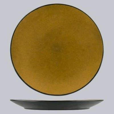 UNIQ SANDSTONE ROUND PLATE 330MM 6633