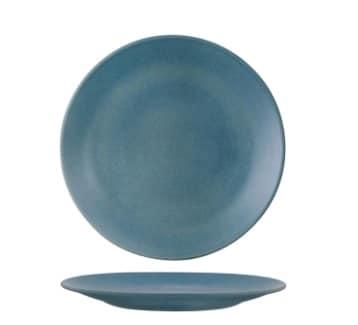 ZUMA DENIM RND COUPE PLATE 285mm 90667 (12/6)