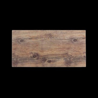 MELAMINE DRIFTWOOD Rectangular 50.8 x 25.4 x1.5cm