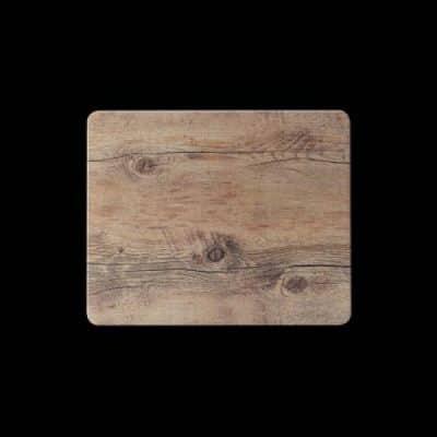MELAMINE DRIFTWOOD GN 1/2 Flat Tray