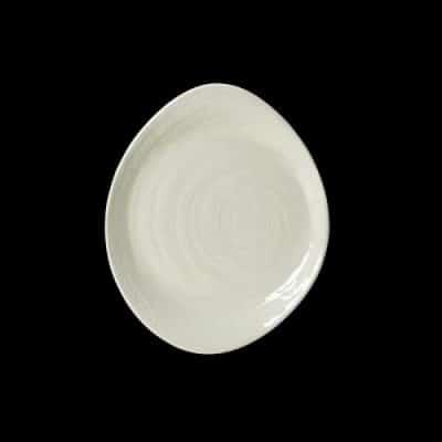 Plate 15.5cm SCAPE WHITE