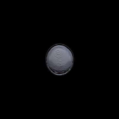 STEELITE SCAPE 12.5cm Oval Bowl GLASS