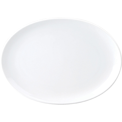 CHELSEA OVAL PLATE COUPE 230mm 4062