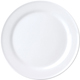 CHELSEA ROUND PLATE 255MM (0201)