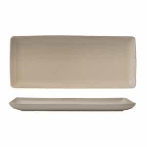 ZUMA SAND SHARE PLATTER 340X140(12/6)