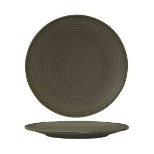 ZUMA CARGO ROUND PLATE RIBBED 265MM(18/6)
