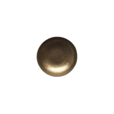 VILAMOURA BRONZE ROUND BOWL FLARED 220x224x53mm