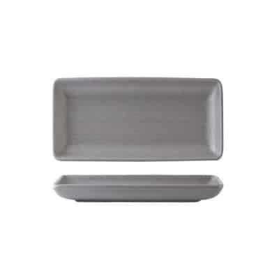 ZUMA SHARE PLATTER 220X100MM HAZE 90580(36/6)