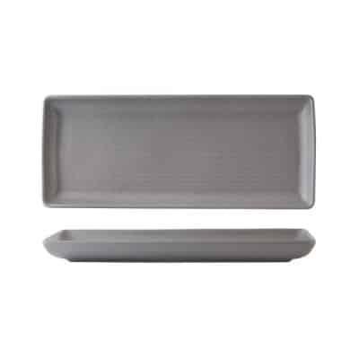 ZUMA SHARE PLATTER 335X140MM HAZE 90582(12/6)