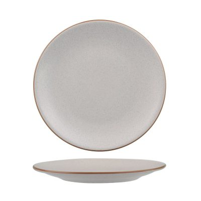 ZUMA MINERAL ROUND COUPE PLATE 230MM (24/6)