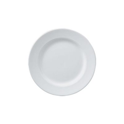 PRELUDE ROUND PLATE WIDE RIM 165MM P3165002A