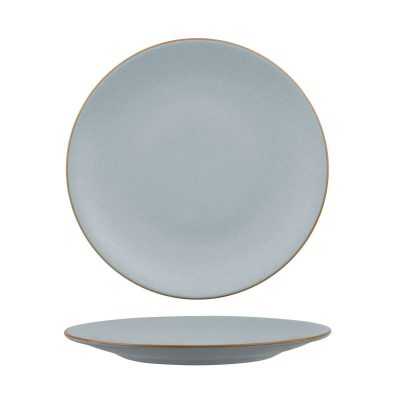 ZUMA BLUESTONE ROUND COUPE PLATE 260MM 18/6