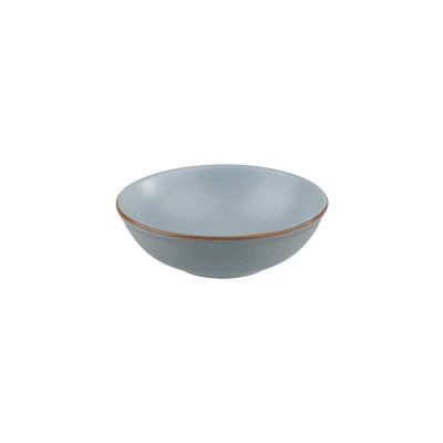 ZUMA BLUESTONE ROUND BOWL 195MM CAP 900ML 12/2